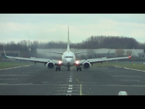 ROTTERDAM AIRPORT - FAST IN THE AIR! - An Aviation Music Video