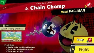 51. Chain Chomp - Fair Spirit Battle - Super Smash Bros. Ultimate