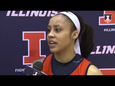 Ivory Crawford Post-Practice Interview 3/3/15