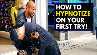 How To Perform RAṖID HYPNOSIS The Easy Way! (Performance + Explanation)