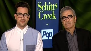 all in the family eugene levy and son in new comedy