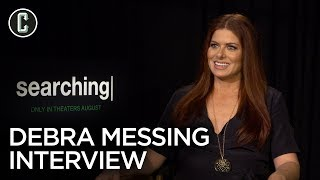 Debra Messing on Searching and Her Newfound Views on Technology
