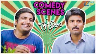 Ethir Neechal - Comedy Scene  Compilation | Sivakarthikeyan | Priya Anand | Anirudh