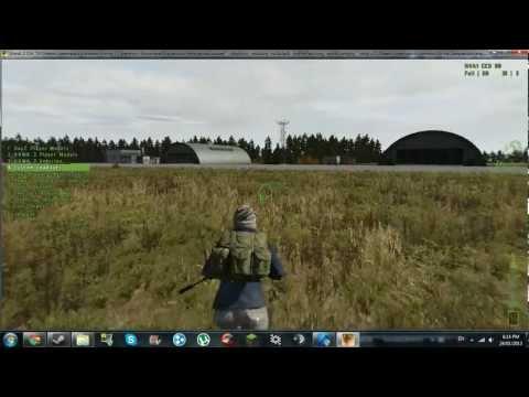 How To Install DayZ Chernarus 1.7.4.4 Single Player