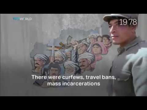 Afghanistan's Never Ending war