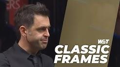Classic Frames | 2017 Masters | O'Sullivan vs Liang