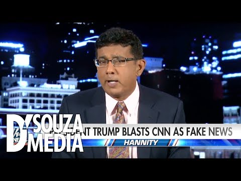 D'Souza reveals why POTUS is winning the culture war