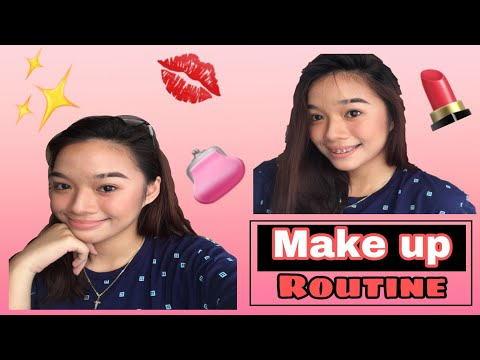 My Everyday Make Up Routine 💓