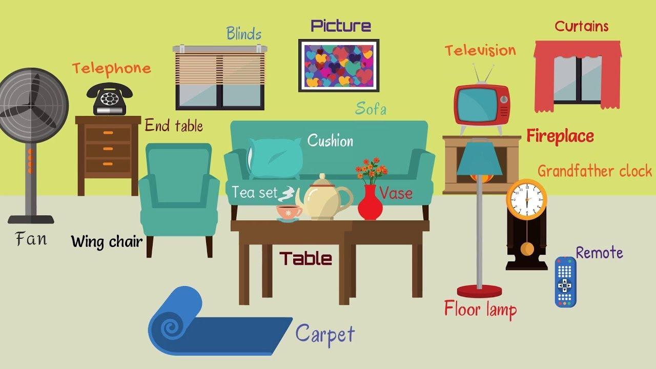 Cartoon Chairs Names | cartoon.ankaperla.com
