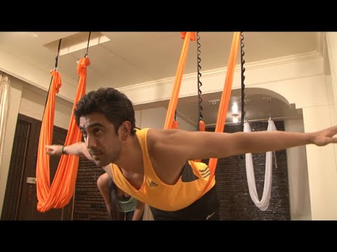 Interview With Amit Sadh For Yoga