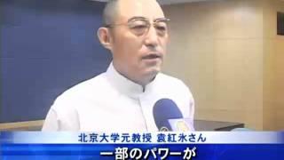 亡命法学者 中共の台湾浸透に懸念