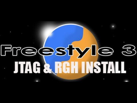 How To Install Freestyle 3 [JTAG/RGH Dashboard]