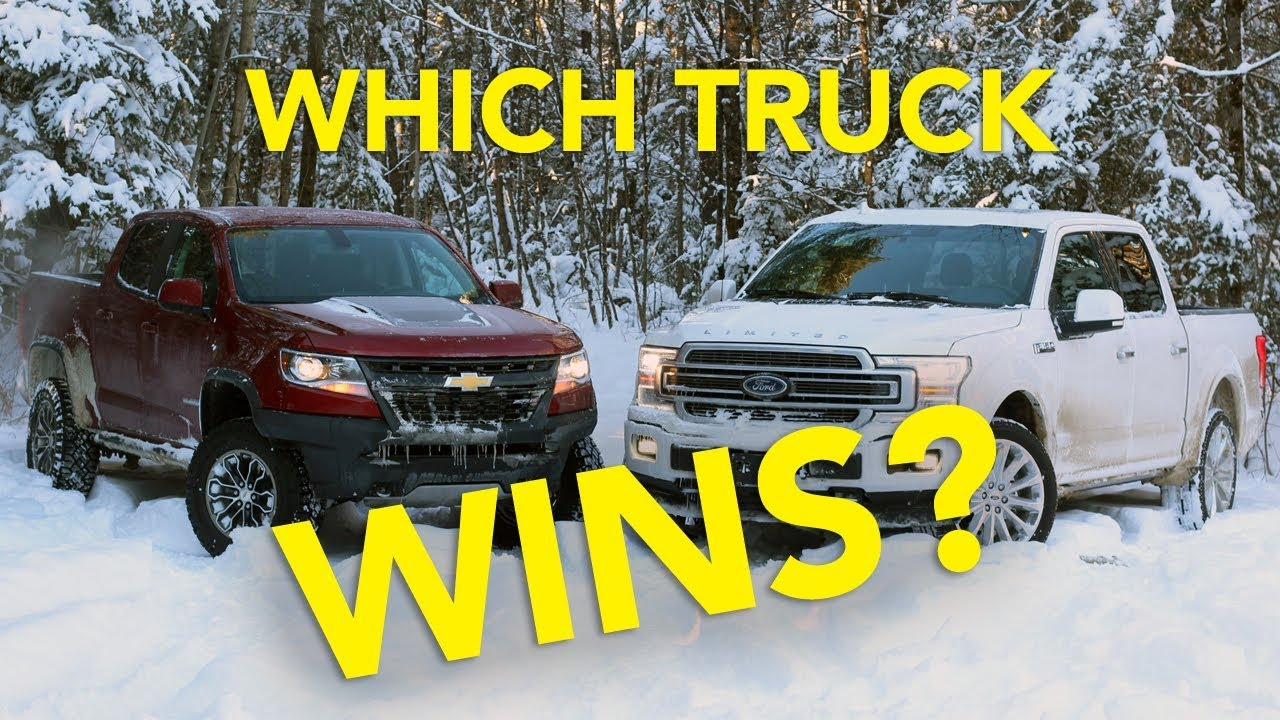 2018 AutoGuide.com Truck of the Year: Ford F-150 or Chevrolet Colorado ZR2? - Dauer: 16 Minuten