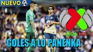 10 GOLES A LO PANENKA EN LA LIGA MX