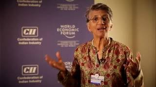 India Economic Summit 16  - Rekha M. Menon, Chairman and Senior MD, Accenture in India