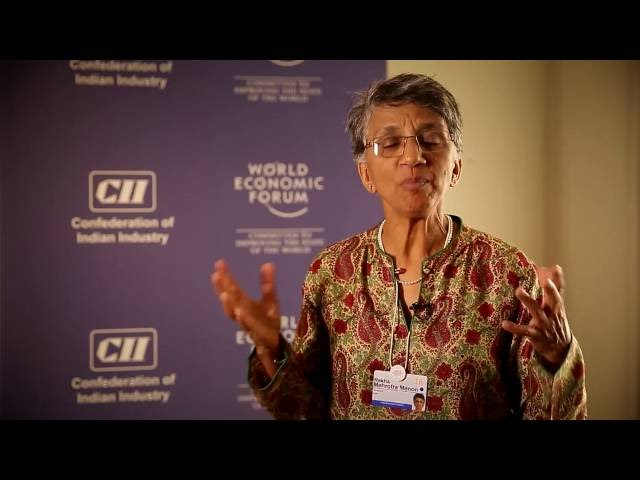 India Economic Summit 2016  - Rekha M. Menon  Chairman and Managing Director  Accenture in India - YouTube