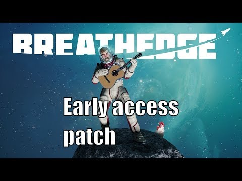 Breathedge update ver 09.1.13  Early Access Release