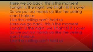 Macklemore - Can`t hold us Lyrics