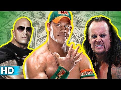 En Zengin 10 WWE Güreşçisi