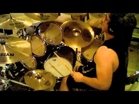 Nothing Left As I Lay Dying Drum