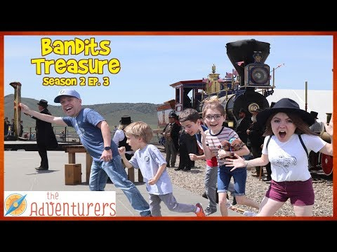 Bandits Make Their Move - We Got The GOLD! / That YouTub3 Family I The Adventurers