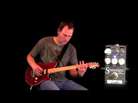Wampler Pedals - Sovereign Distortion (Steve Townsend)
