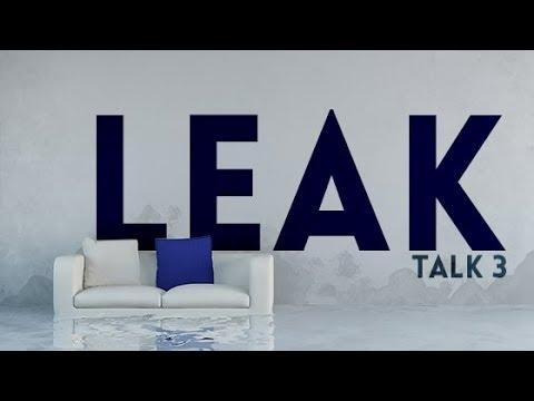 Leak Talk 3 Flood by Bro. Bo Sanchez