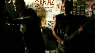 LIVER GARSNISH Live Srubec / Garáž 2.6.2012 Foto Syky Rabies
