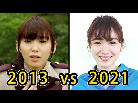 獣電戦隊キョウリュウジャー(2013) Cast Then And Now
