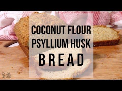 low-carb-coconut-flour-psyllium-bread