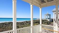 Seaside, Florida - Honeymoon Cottage Beachfront #7 - Cottage Rental Agency