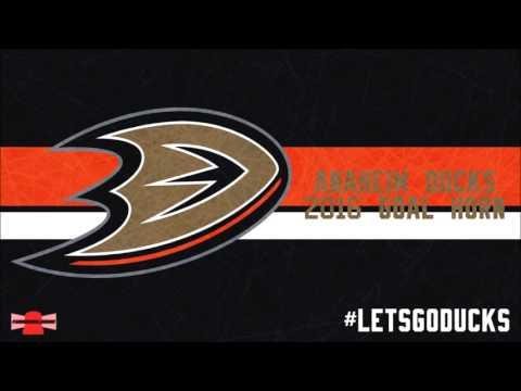 Anaheim Ducks 2016 Goal Horn