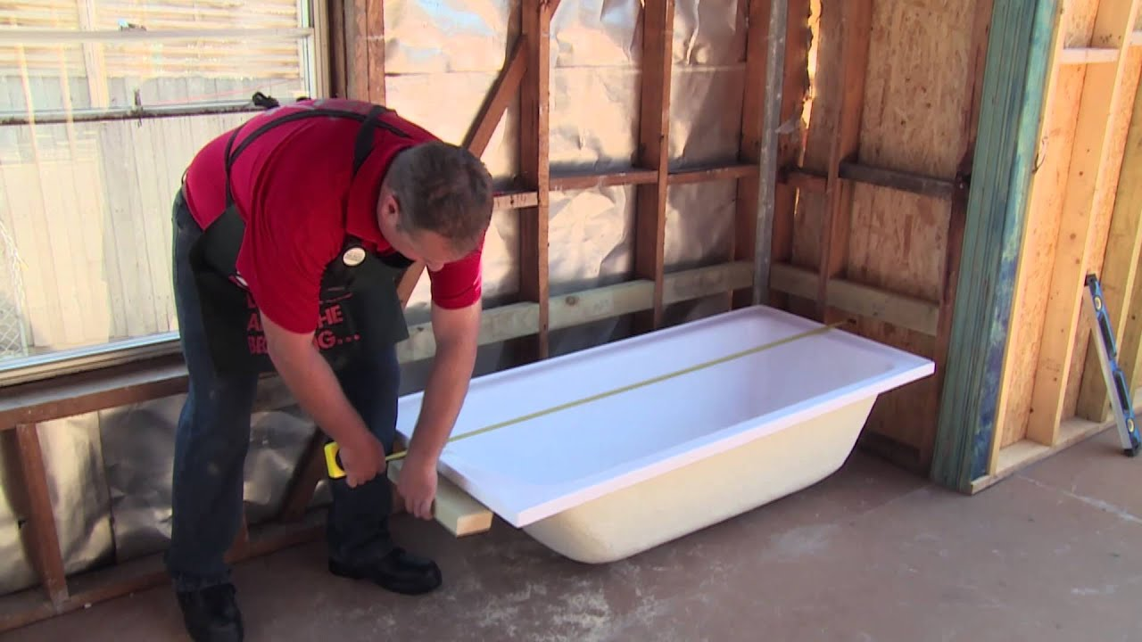 How To Build A Bath Frame - DIY At Bunnings - YouTube
