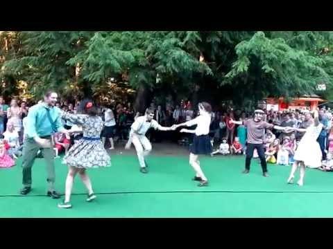 Electro swing - Swing in Wonderland