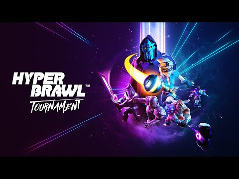 HyperBrawl Tournament  - Announcement Trailer