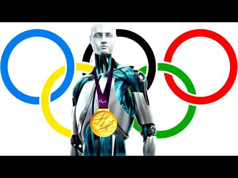 Japan's 2020 Robot Olympics...
