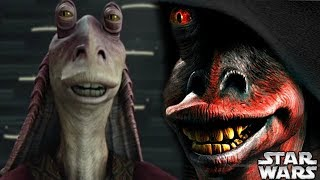 The Final Fate of Jar Jar Binks [CANON] - Star Wars Explained