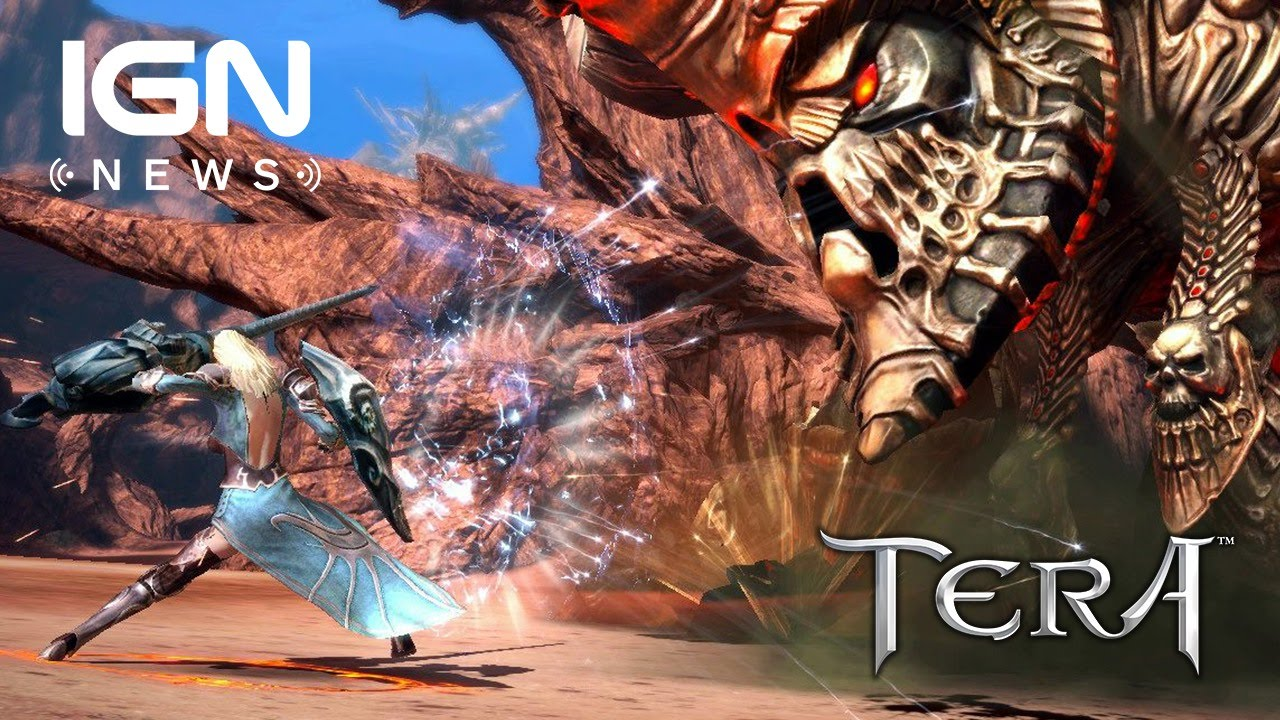 New Version Of Fantasy Mmo Tera To Release On Ios Android
