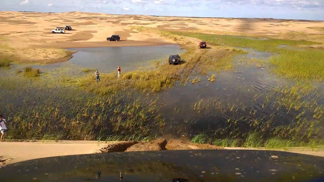 dia 3 land rover club argentina pinamar 2014 - youtube