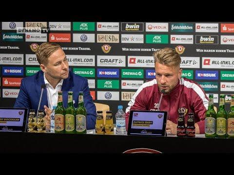 """Dresden-Coach Fiél: """"Werden vorbereitet sein"""""""