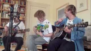 Will And The People acoustic session Mr Sketchy By St Pauls Lifestyle