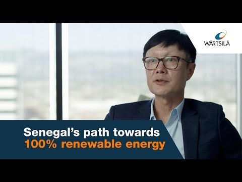 Senegal's path towards 100% renewable energy | Wärtsilä