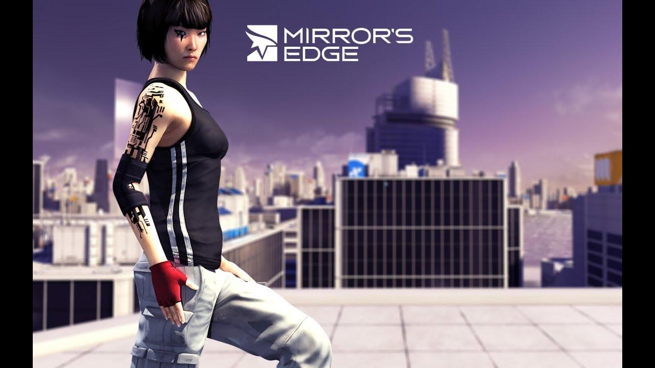 dow mirrors edge sketches - HD1440×900