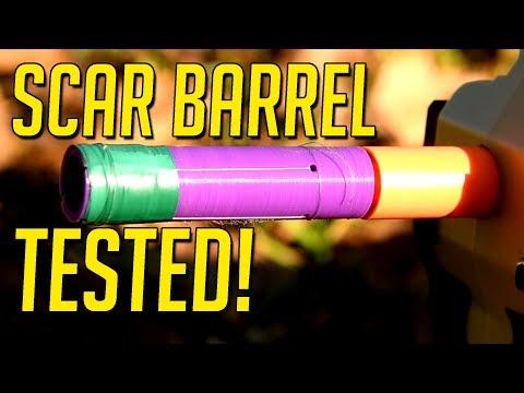 Scar Barrels - Do They Work?