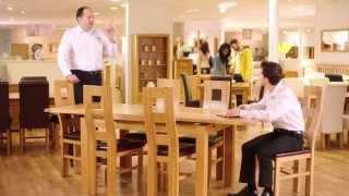 Oak Furniture Land Easter Sale | Old Man