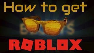 Como obter óculos de papelão DIY em Roblox