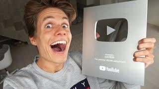 Der YouTube Award ist da 🥳🤩🎉🎁