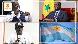 Meurtres, agressions des sénégalais en Argentine : Aliou Faye et Lamine Sow déballent