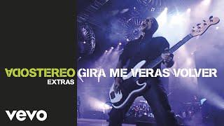 Soda Stereo - Prófugos (Gira Me Verás Volver - Extras)