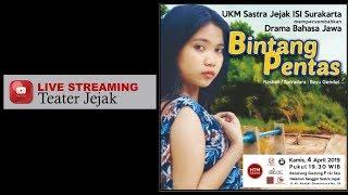 PERTUNJUKAN DRAMA BAHASA JAWA Oleh TEATER JEJAK Live Streaming  Belakang Gd F ISI Surakarta